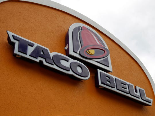 A Taco Bell in Mount Lebanon, Pennsylvania, from May 23, 2014.