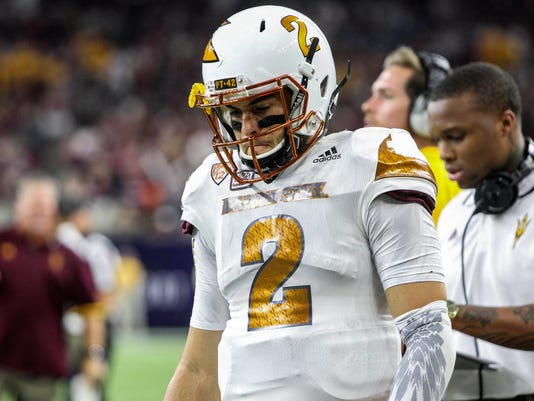 NCAA Football: Arizona State at Texas A&M