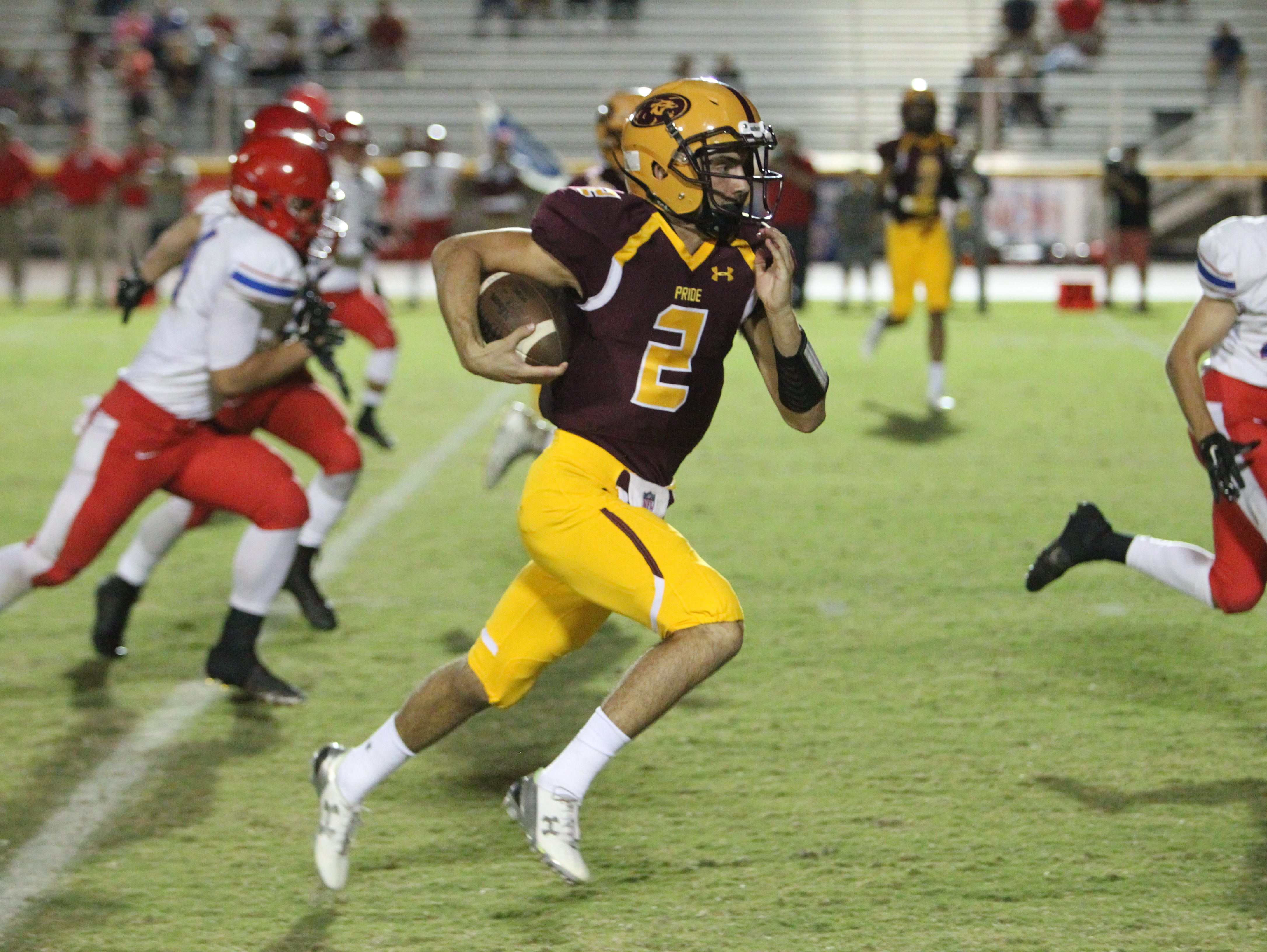 Mountain Pointe football continues to roll. Where are they ranked this week?