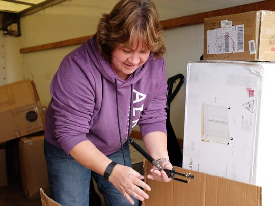 Donations to the Monterey County Foster Parent Association come in all sizes and shapes, according to Susan Derichsweiler.
