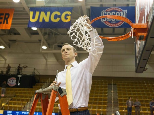 NCAA Basketball: Southern Conference Tournament