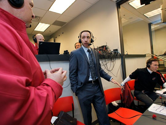 Could Arizona Cardinals radio play-by-play man Dave Pasch be on ESPN's Monday Night Football broadcast team?