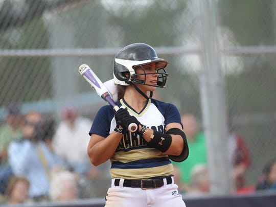 Aucilla Christian junior Kelly Horne leads the Warriors with a .467 average.