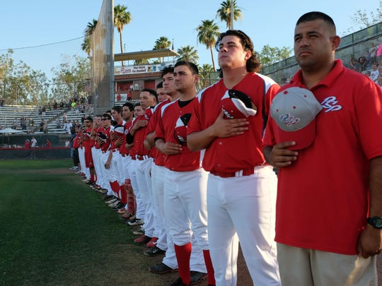 The Palm Springs Power open the 2019 season on Friday, May 31.