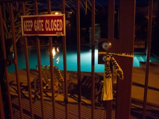 Drowning call