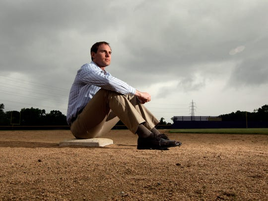 Former minor league player Garrett Broshuis is the driving force behind a lawsuit attempting to force Major League Baseball to pay minor leaguers minimum wage and overtime pay.