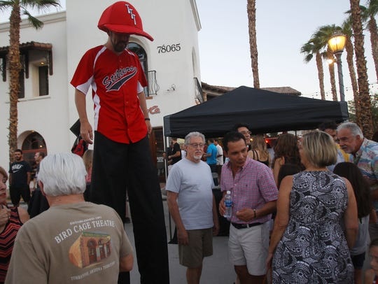 """La Quinta Old Town held it's second annual """"Block Party"""""""