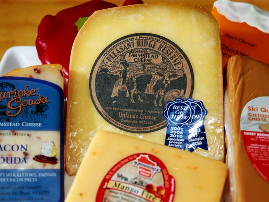 Wisconsin Cheese Mart at 215 W. Highland Ave. features