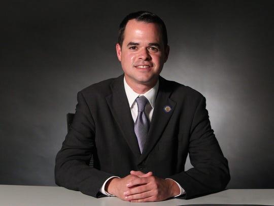 New York State Sen. David Carlucci represents District