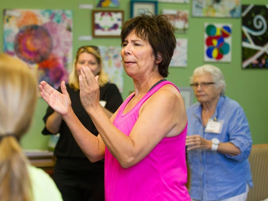 Michelle Dionisio led Benevilla's $7.9 million capital campaign to build an intergenerational campus, as well as growing volunteer support to 900 participants. Four campuses have grown to six.