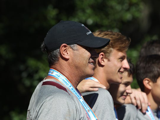 Mike Phillips enjoyed his first season as coach of Chiles' boys and girls distance running program and can't wait for more with talented teams returning next season.