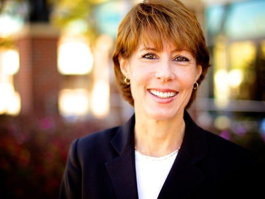 Former U.S. Rep. Gwen Graham