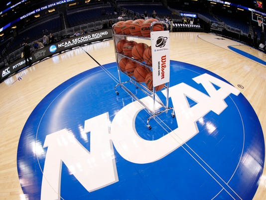 USP NCAA BASKETBALL: NCAA TOURNAMENT-2ND ROUND-COL S BKC USA FL