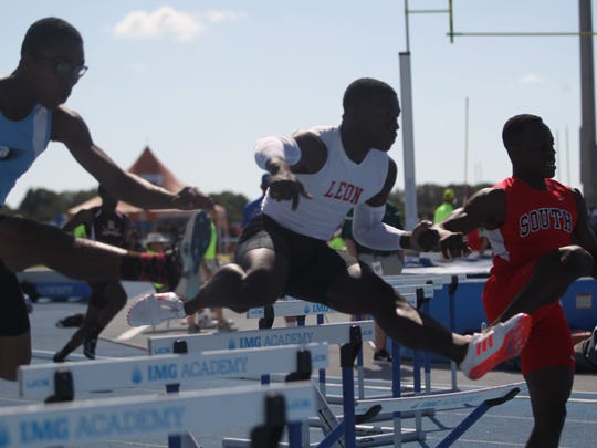 FHSAA Track and Field State Championships at IMG Academy in Bradenton, Day 2, May 6,