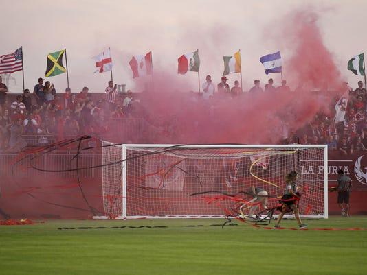Phoenix Rising FC vs Swope Park Rangers