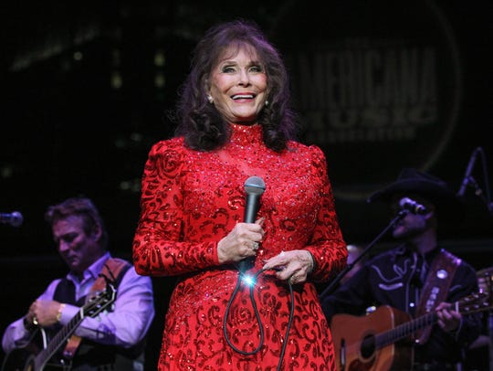 Loretta Lynn has the best song about Oregon.