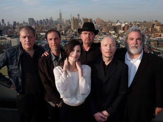 The band 10,000 Maniacs performs Saturday night at Merchants & Music Festival in Fort Thomas.