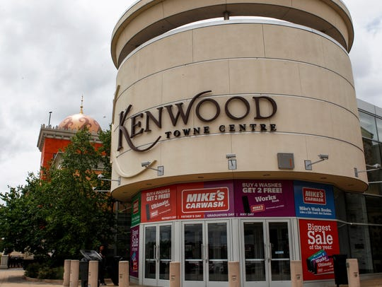 Retail experts say Kenwood Towne Centre, shown Thursday,