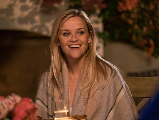 "Reese Witherspoon stars in ""Home Again."""