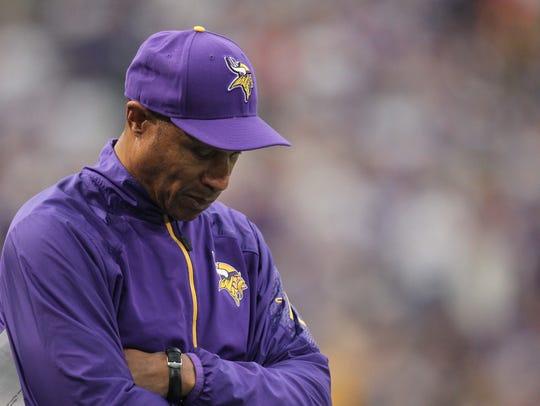 Bills defensive coordinator was the head coach in Minnesota