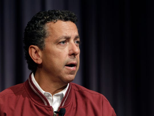 """Former Fiat Chrysler Vice President Alphons Iacobelli was Chrysler's chief labor negotiator and indicted in a scheme to keep center officials """"fat, dumb and happy,"""" according to the indictment. He's also accused of siphoning more than $1 million in training center funds that were allegedly spent on a $365,000 Ferrari, two $35,700 fountain pens, a pool, outdoor kitchen and spa at his Rochester Hills mansion."""