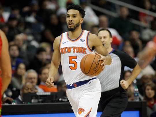 18. New York Knicks (11-11) | Last week: 18 - Despite