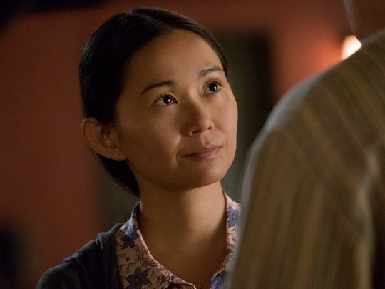Ngoc (Hong Chau) is a no-nonsense Vietnamese refugee who works as a housekeeper in Leisureland.