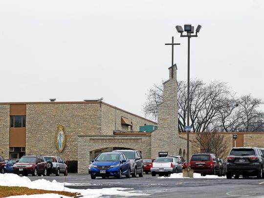 St. Bernadette Parish at 8200 W. Denver Ave. in Milwaukee