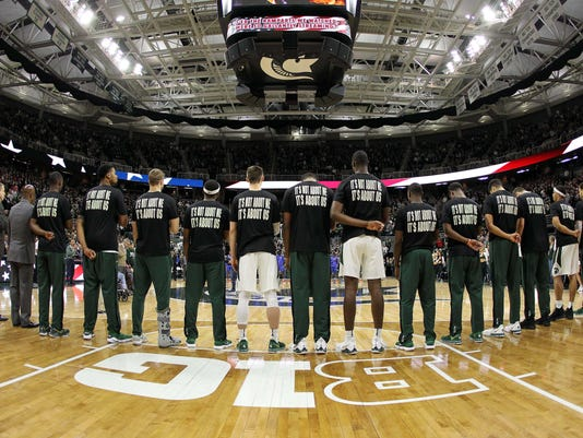 NCAA Basketball: Savannah State at Michigan State