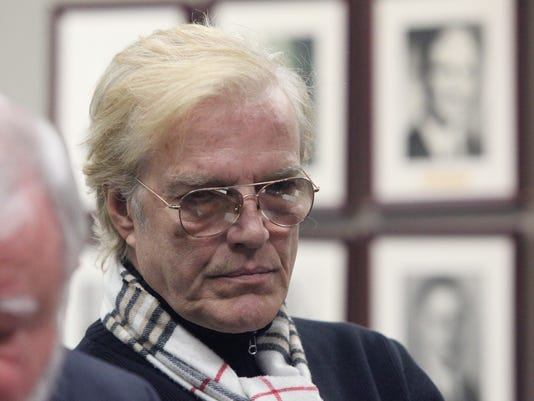 Peter Martins court appearance