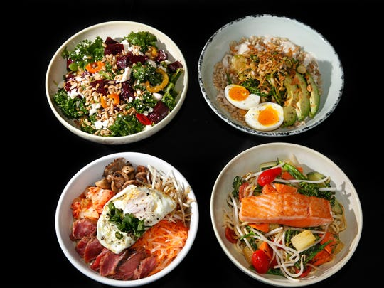 Bowls, at 207 W. Freshwater Way, has bowls for omnivores