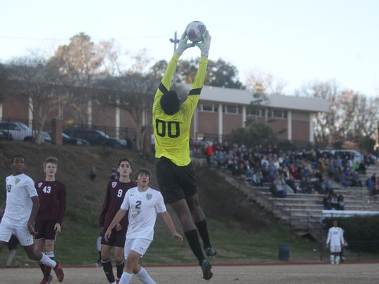 The Chiles boys soccer team beat Lincoln 2-1 on Wednesday