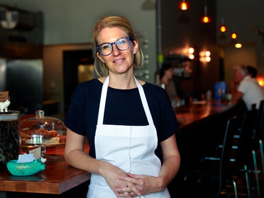Karen Bell is the chef-owner of Bavette La Boucherie,