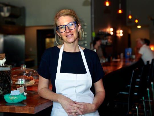 Karen Bell is the chef-owner of Bavette La Boucherie,