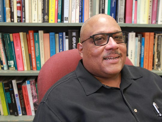 Vincent Rodgers is a physics professor at the University of Iowa.