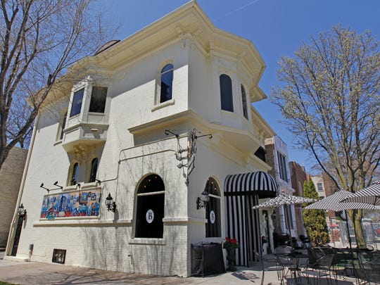 The current Buckley's Restaurant & Bar, 801 N. Cass St., opened in 2007 in an 1897 Italianate brick building. When the restaurant's new areas to the north are opened, the original portion will close so the bar can be expanded.