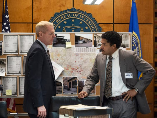Noah Emmerich as Stan Beeman and Brandon J. Dirden