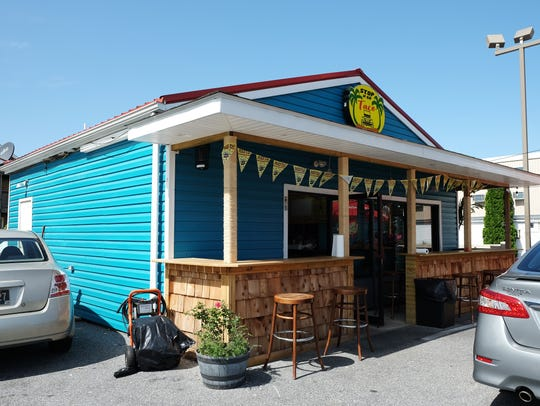 Stop N Go Taco in Rehoboth Beach opened in late April