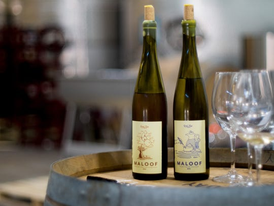 Wines from Maloof Wine