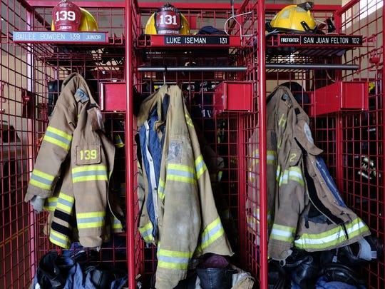 The Bethany Beach Volunteer Fire Company on Wednesday, July 18, 2018.