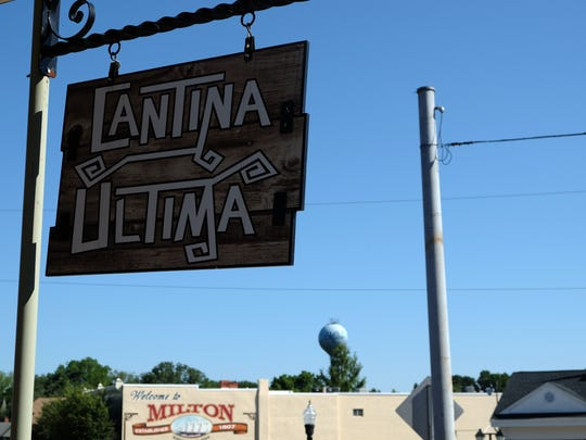 Cantina Ultima, a Latin-influenced American pub, is