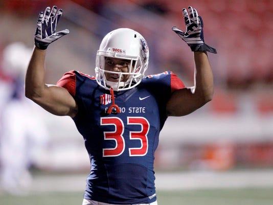 NCAA Football: Wyoming at Fresno State