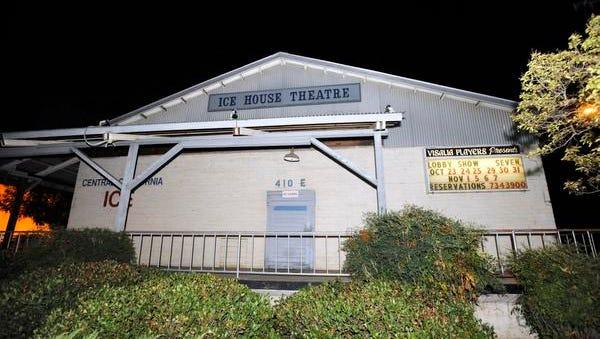 Ice House Theatre in Visalia