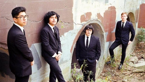 The Blind Owls' sound is influenced by the Beatles, the Rolling Stones and Elvis Presley.