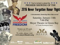 Honoring Our Freedom Premier at the Meyer