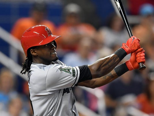 MLB: Los Angeles Angels at Miami Marlins
