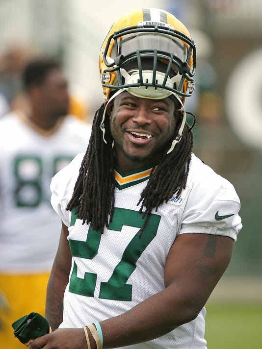 P90X creator Tony Horton on Eddie Lacy: He's a genetic freak