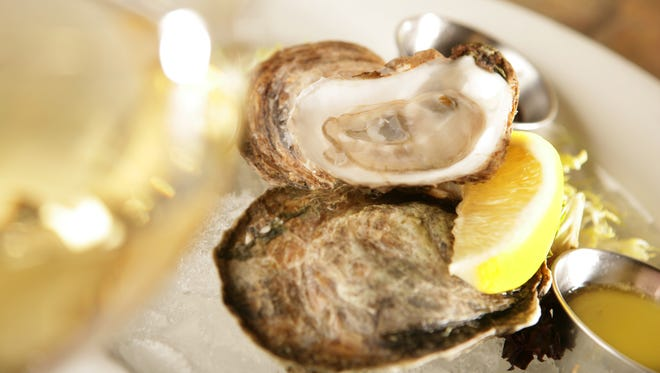 A new oyster hatchery opens today in Louisiana.