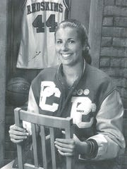 Port Clinton's Jen Steinbrick is an inductee into the team's athletic hall of fame Saturday.