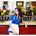 Sara Bareilles is a busy woman, with a new album, recent book and upcoming Broadway musical.